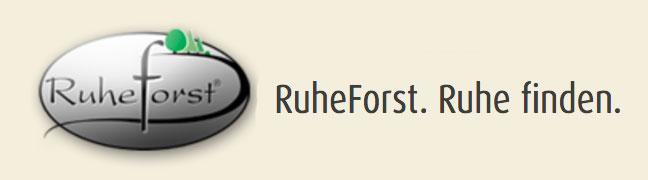 Waldbestattung im RuheForst Rügen